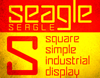 SEAGLE FREE FONT