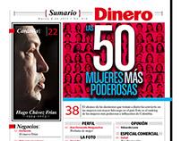Páginas Editoriales [Revista Dinero]