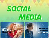 Free Social Media Banner for SEO-SMO