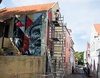 Street Art Festival Muraliza July2015, Cascais Portugal