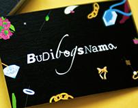 BUDIBOGSNAMA Business cards 2015
