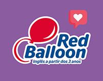 Red Balloon - Social Media