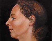 Small Oil Portraits