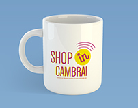 logo shop in Cambrai