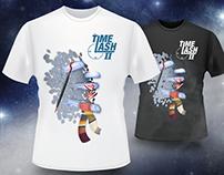 Timelash 2 - Shirt Contest