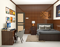 Bed Room Interior Design