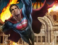 BATMAN V SUPERMAN - DAWN OF MEXICO CITY