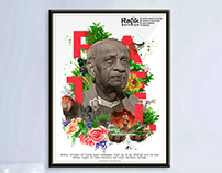 Sardar Vallabhbhai Patel (Iron Man of India) Poster