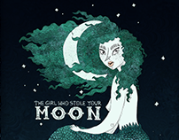 The girl who stole your moon