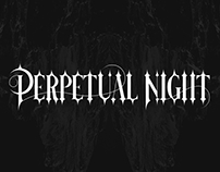 Perpetual Night Band Logotype
