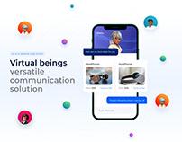Virtual Beings & Chat Bots - Virbe