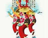 Bon Odori Festival Poster