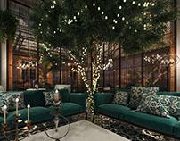 Fairy Cafe Design