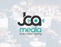 JCA Media Rebrand