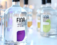 FINA premium spirits and liqueurs
