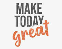 Make today great! Again :)