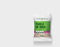 Mundo Integral Alimentos - Branding & Packaging