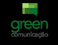 Logo - Green Comunicação