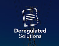 Deregulated Solutions - Logo Design