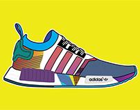 Adidas NMD - Concept Redesign and Interpretation