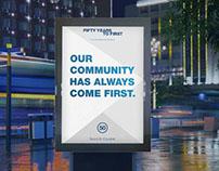 Santa Fe College 50th Anniversary Campaign