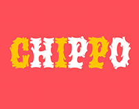 Chippo typeface