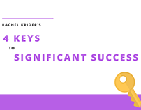 Keys to Significant Success in Business