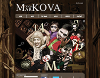 Tanya Markova (Website Design Studies)