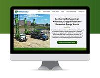 Geothermal Website Design