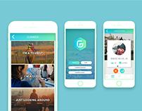 Guimber Travel App