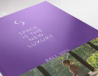 Dominant Space Retreat Brochures