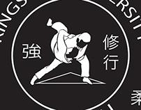 Kingston University Jiu Jitsu logo (2013)