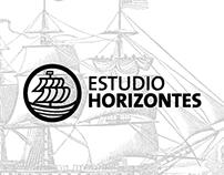 Diseño de Identidad Visual Estudio Horizontes