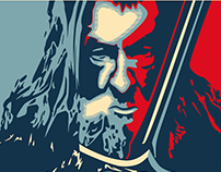 Gandalf [Hope Poster]