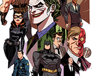 Bruce Timm tribute
