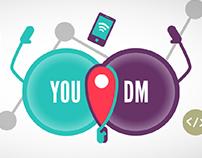 Digital Illustrated Social Media Banners