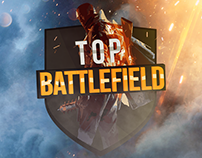 Top Battlefield logo