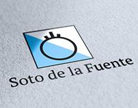 Soto de la Fuente,  Brand, Identity, Web & Print Assets