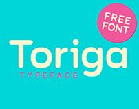Toriga Typeface