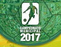 Campeonato Municipal Alexânia 2017