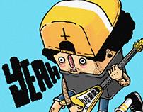 ROCK YEAH!!! : MDSKB