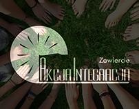 """Logo Design for Charity """"Akcja Integracja"""" in Zawiercie"""