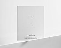 TT Ramillas Font & Specimen