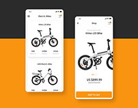 On-Demand Electric Scooter Sharing App