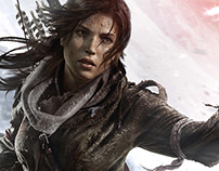Rise of the Tomb Raider Redesign