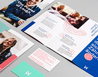 Wimberger – Corporate Identity and Print Design