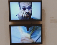 Video Installation (Collaboration w/Tyler Hyde) @ AGNS
