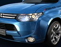 Mitsubishi Motors Phev