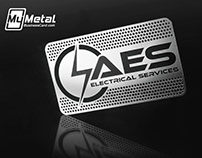 Custom Stainless Steel Metal Business Card