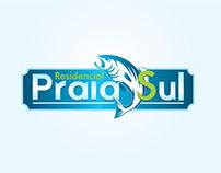 Logomarca Praia Sul